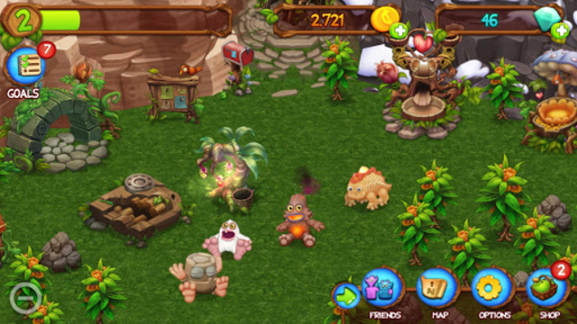 My Singing Monsters: Dawn of Fire screenshot 6