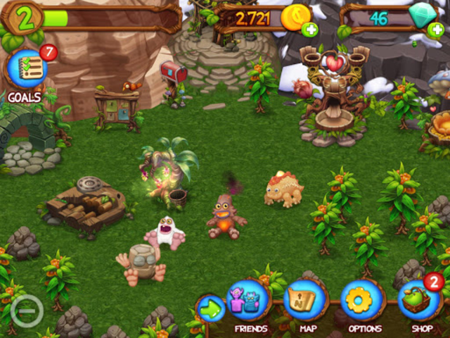My Singing Monsters: Dawn of Fire screenshot 12