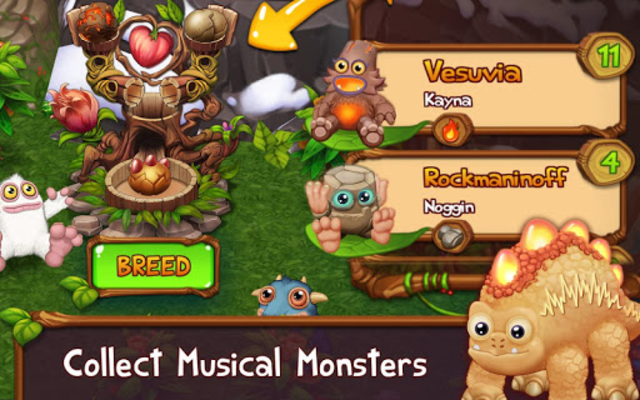 My Singing Monsters: Dawn of Fire screenshot 13