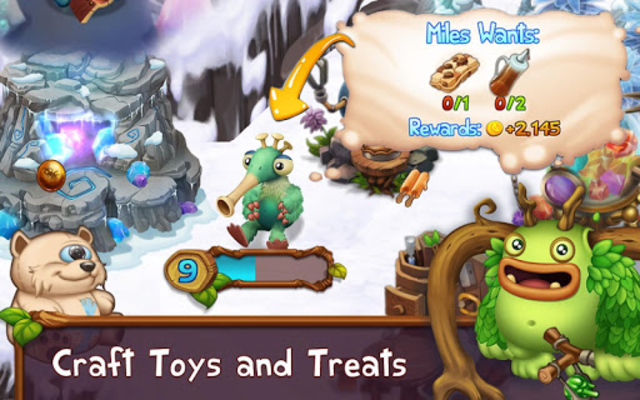 My Singing Monsters: Dawn of Fire screenshot 14