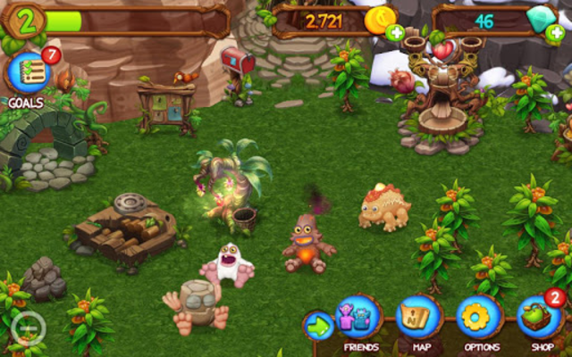 My Singing Monsters: Dawn of Fire screenshot 18