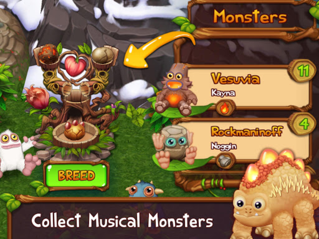 My Singing Monsters: Dawn of Fire screenshot 7