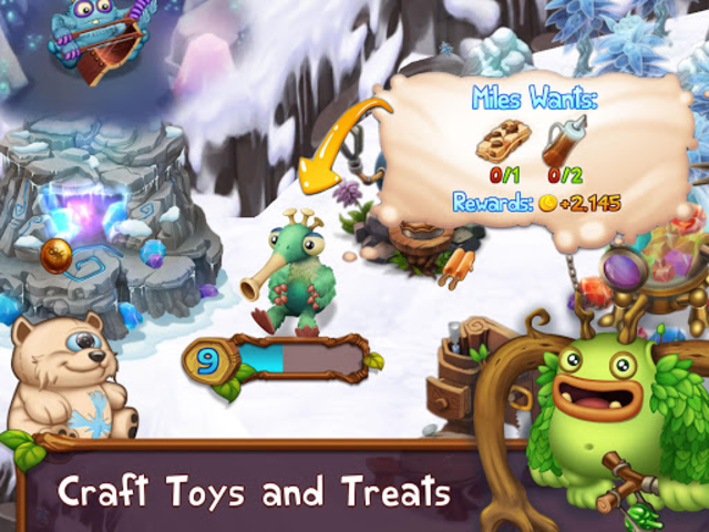 My Singing Monsters: Dawn of Fire screenshot 8