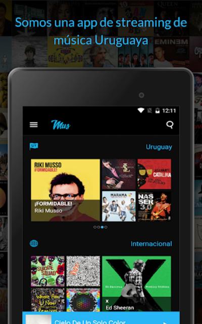 MUS Uruguay screenshot 12