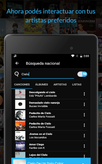 MUS Uruguay screenshot 13