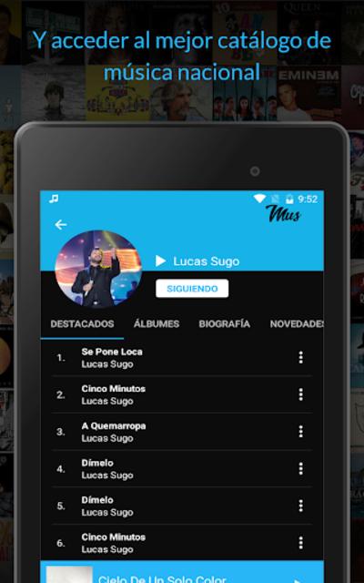 MUS Uruguay screenshot 14