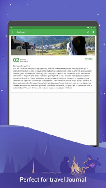 Daybook - Diary, Journal, Note screenshot 14