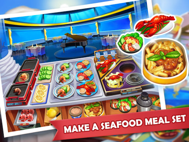 Cooking Madness - A Chef's Restaurant Games screenshot 6