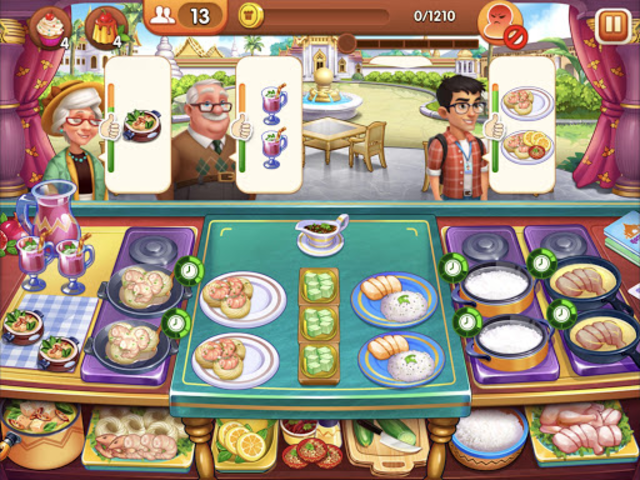 Cooking Madness - A Chef's Restaurant Games screenshot 7