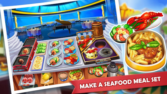 Cooking Madness - A Chef's Restaurant Games screenshot 14