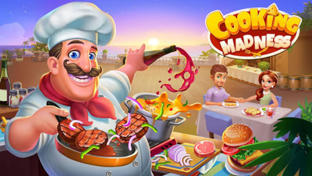 Cooking Madness - A Chef's Restaurant Games screenshot 17