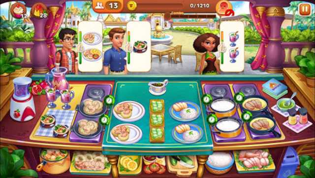 Cooking Madness - A Chef's Restaurant Games screenshot 23