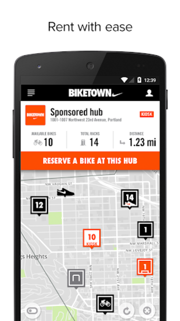BIKETOWNpdx screenshot 1