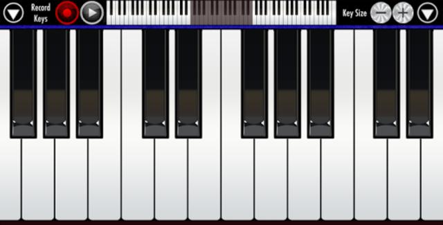 Real Piano screenshot 3