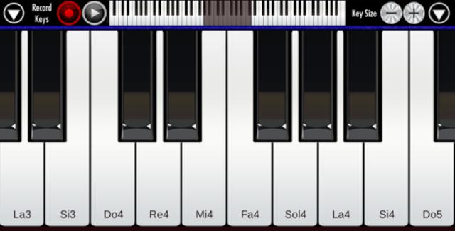 Real Piano screenshot 4