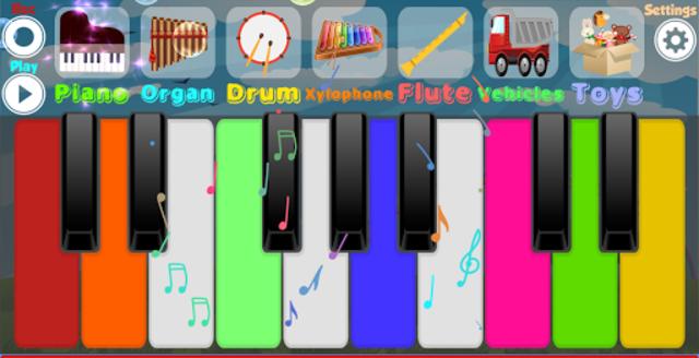Kids Piano screenshot 3