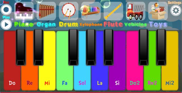 Kids Piano screenshot 6