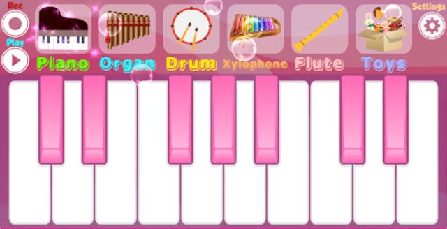 Pink Piano screenshot 1