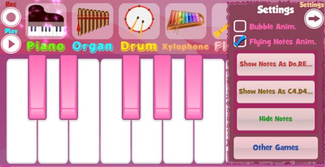 Pink Piano screenshot 2