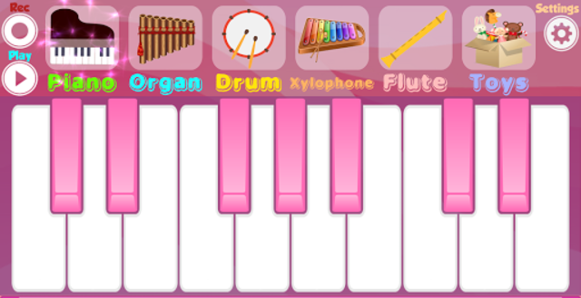 Pink Piano screenshot 3