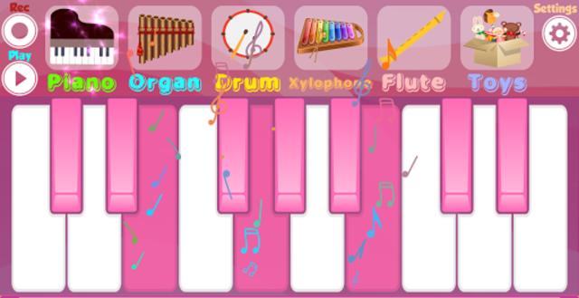 Pink Piano screenshot 4