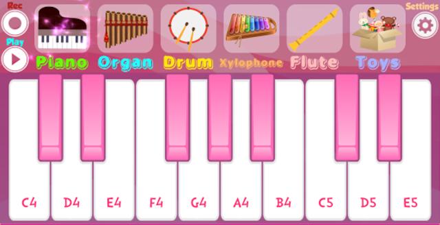 Pink Piano screenshot 7