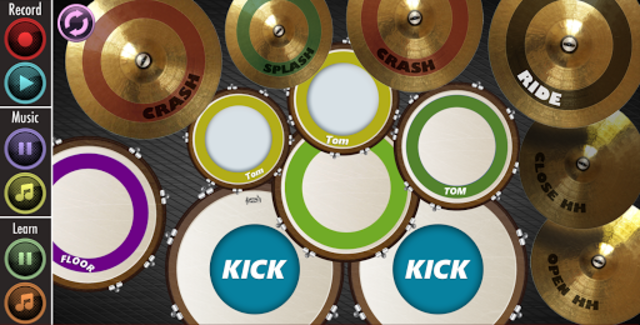 Real Drum : Play And Learn screenshot 3