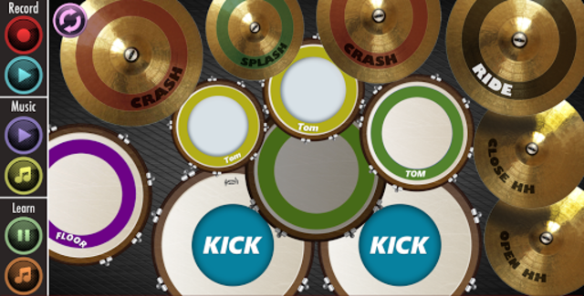 Real Drum : Play And Learn screenshot 4