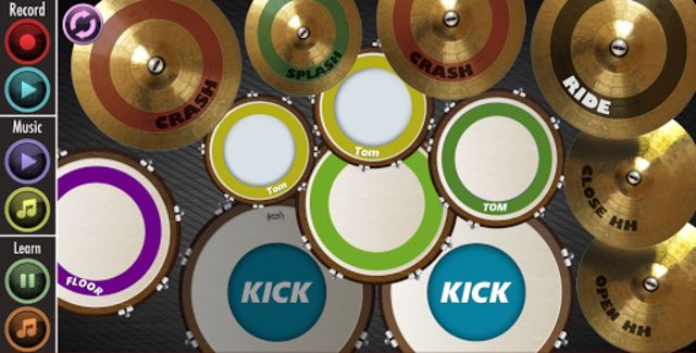 Real Drum : Play And Learn screenshot 5