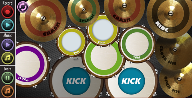Real Drum : Play And Learn screenshot 6