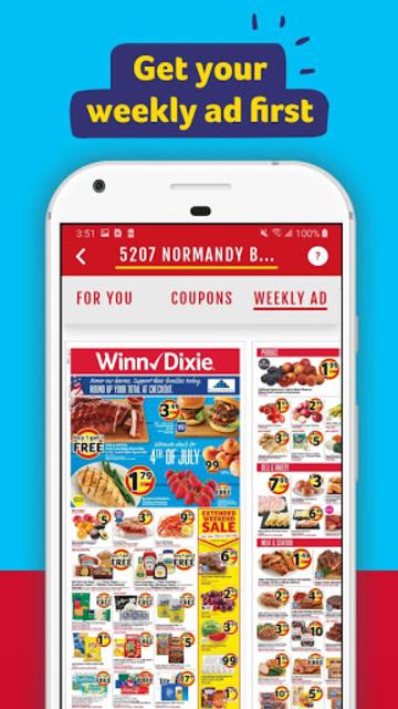 Winn-Dixie screenshot 4