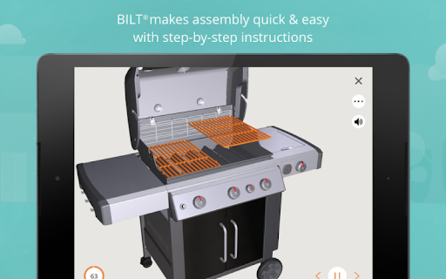 BILT Intelligent Instructions® screenshot 9