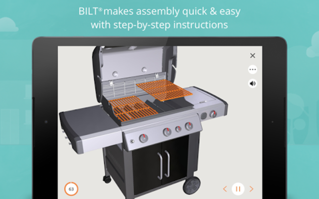 BILT Intelligent Instructions® screenshot 16