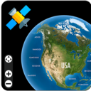 Icon for Live Earth Map & Live Street View For Mobile