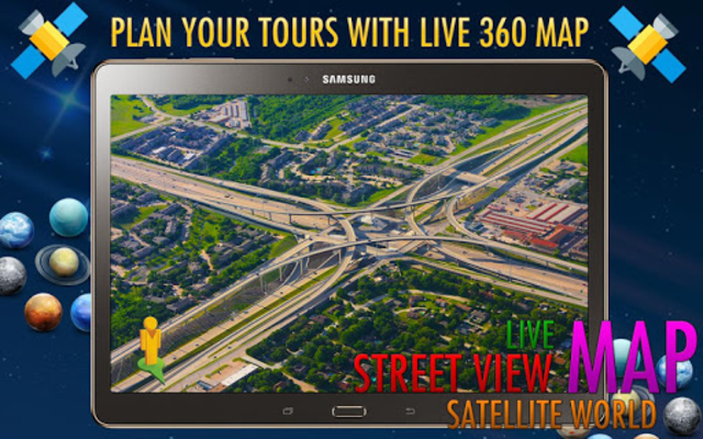 Live Earth Map & Live Street View For Mobile screenshot 6