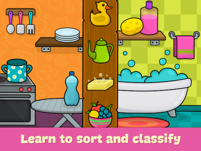 Shapes and Colors – Kids games for toddlers screenshot 9