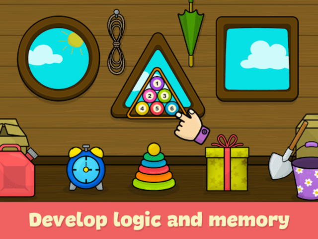 Shapes and Colors – Kids games for toddlers screenshot 10