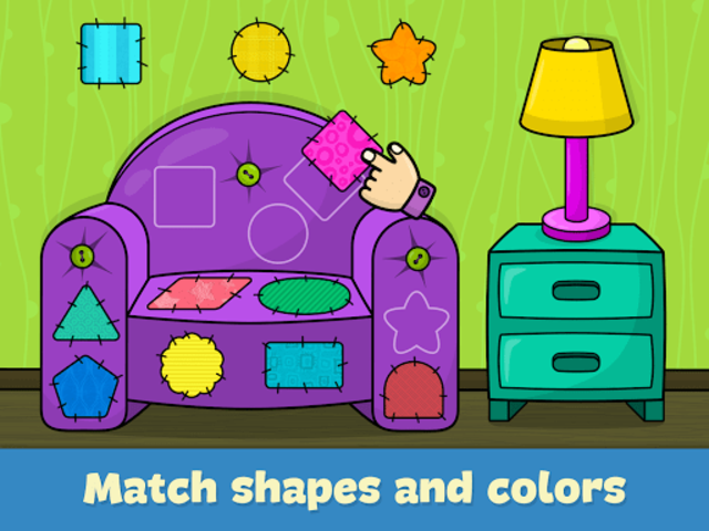 Shapes and Colors – Kids games for toddlers screenshot 13