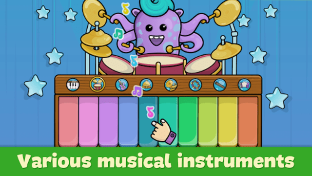 Kids piano screenshot 2