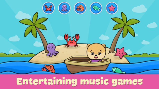 Kids piano screenshot 4