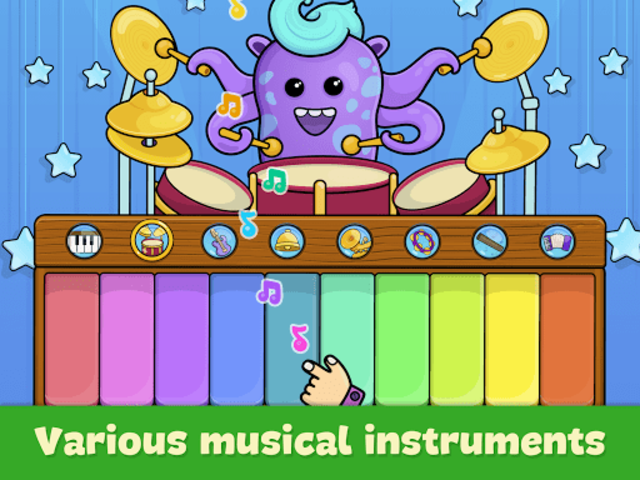 Kids piano screenshot 12