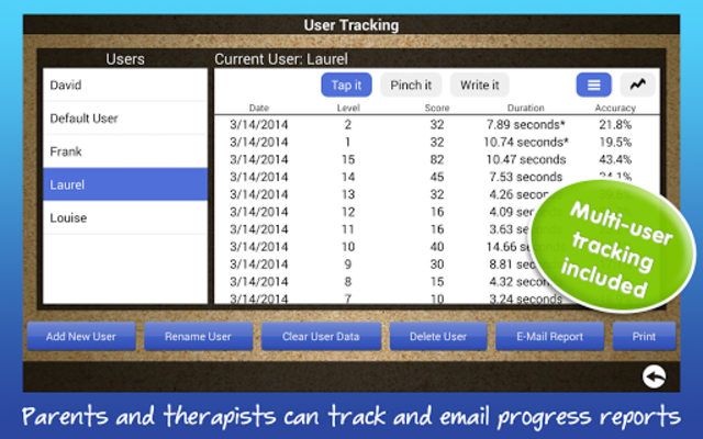 Dexteria Fine Motor/Rehab Aid screenshot 10