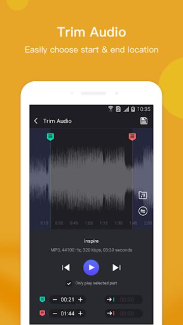 Music Editor Pro screenshot 2