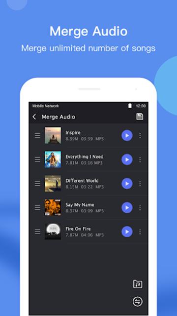Music Editor Pro screenshot 3