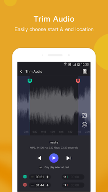 Music Editor screenshot 2