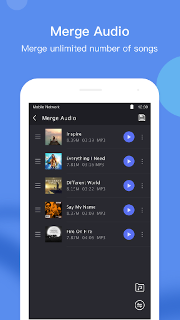 Music Editor screenshot 3