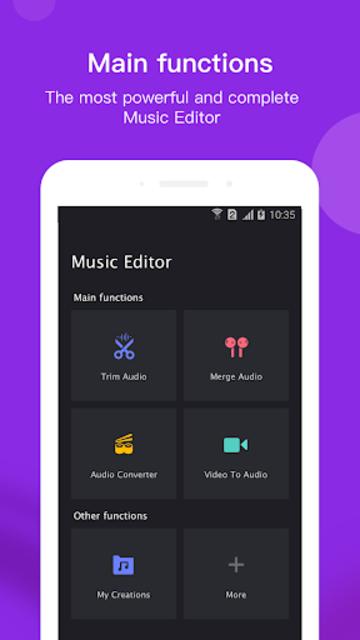 Music Editor screenshot 8