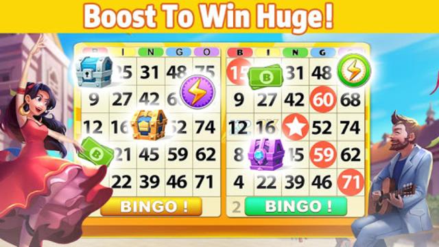 Bingo Journey - Lucky & Fun Casino Bingo Games screenshot 20