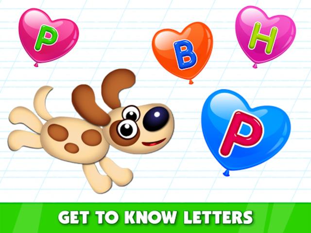Bini Super ABC! Preschool Learning Games for Kids! screenshot 12