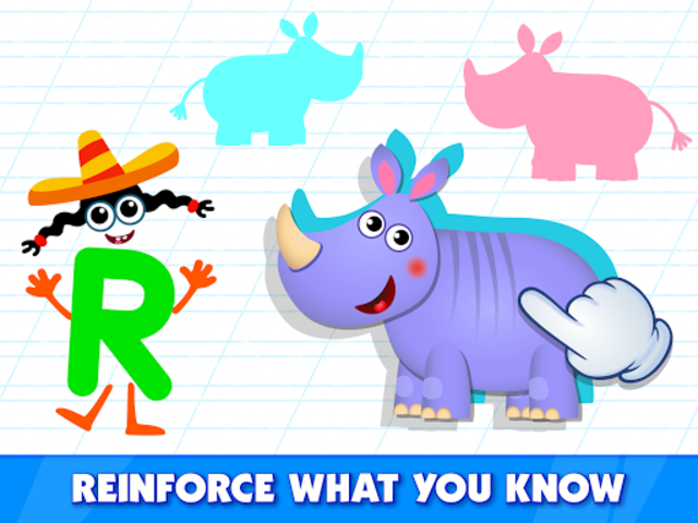 Bini Super ABC! Preschool Learning Games for Kids! screenshot 13